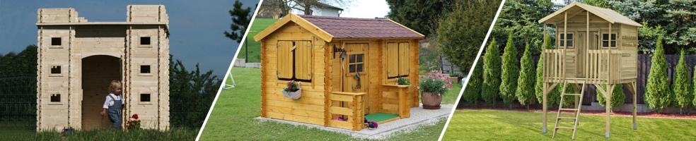 Maisonnette de jeux pour enfants