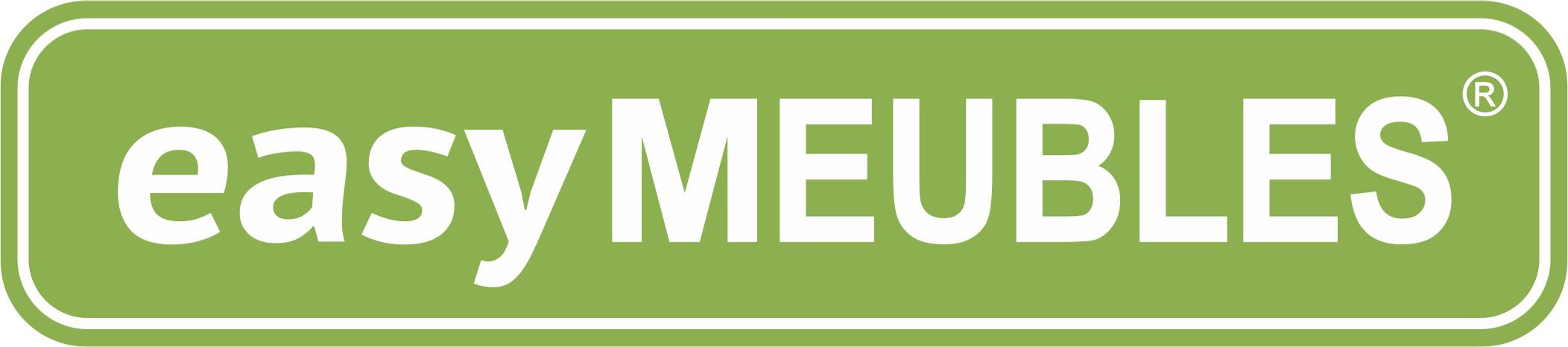 Unité de cuisine / bloc de cuisine Fagali 29, 7 pièces, couleur : brun foncé brillant / blanc brillant